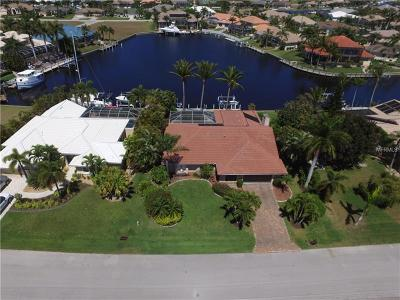 Punta Gorda Single Family Home For Sale: 5054 Key Largo Drive