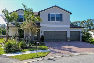 North Port Single Family Home For Sale: 1731 Bottlebrush Way