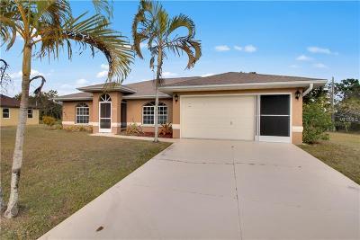 Single Family Home For Sale: 5424 Gillot Boulevard