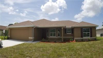 Punta Gorda Single Family Home For Sale: 186 Mocoro Street