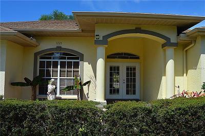 Single Family Home For Sale: 1225 Gerona Terrace
