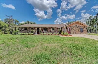 North Port Single Family Home For Sale: 6156 Tidwell Street