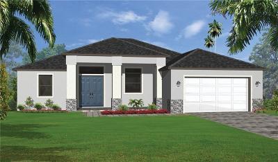 Single Family Home For Sale: Lot 4 Albren Street