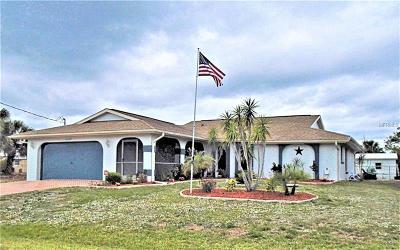 Port Charlotte Single Family Home For Sale: 4469 Joseph Street