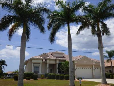 Punta Gorda Single Family Home For Sale: 3663 Tripoli Boulevard
