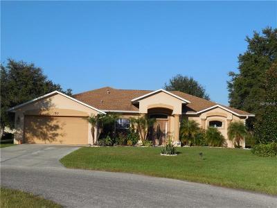 Single Family Home For Sale: 50 Marajo Street