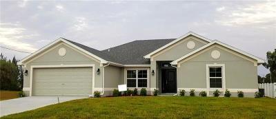 Charlotte County Single Family Home For Sale: 2248 Bonn Court