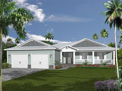 Punta Gorda Single Family Home For Sale: 2968 Peace River Drive