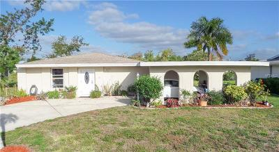 Port Charlotte Single Family Home For Sale: 2527 Conway Boulevard