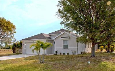 Punta Gorda Single Family Home For Sale: 16288 Minorca Drive