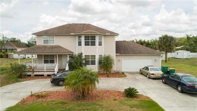 Port Charlotte Single Family Home For Sale: 1017 Marcus Street