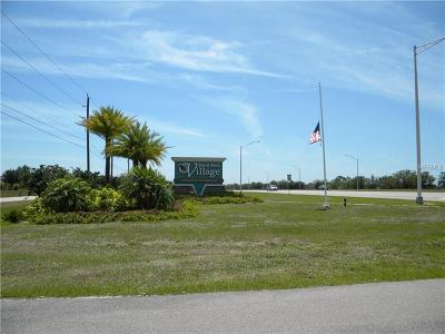 Punta Gorda Residential Lots & Land For Sale: 16175 Badalona Drive