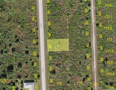 Punta Gorda Residential Lots & Land For Sale: 13234 Path Avenue