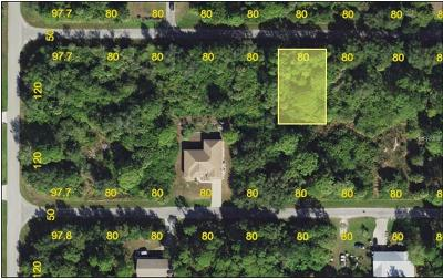 Port Charlotte Residential Lots & Land For Sale: 12063 Leroy Avenue
