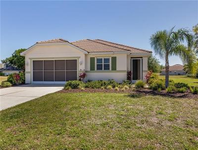 Punta Gorda FL Single Family Home For Sale: $244,500