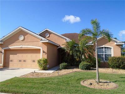 Single Family Home For Sale: 2764 Suncoast Lakes Boulevard
