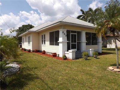 Punta Gorda Single Family Home For Sale: 1385 Elizabeth Street