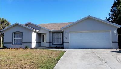 Single Family Home For Sale: 3376 Tupelo Avenue