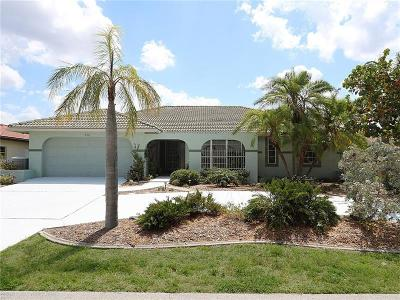 Punta Gorda Single Family Home For Sale: 226 Venezia Court