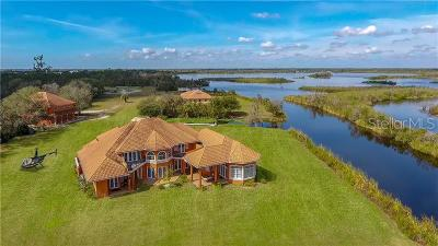 Punta Gorda, Port Charlotte Single Family Home For Sale: 37471 Washington Loop Road