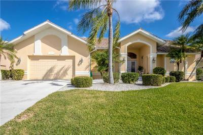 Punta Gorda Isles Sec 15, Burnt Store Isles, Burnt Store Isles Sec 15, Burnt Store Isles/Punta Gorda Isles Single Family Home For Sale: 332 Segovia Drive