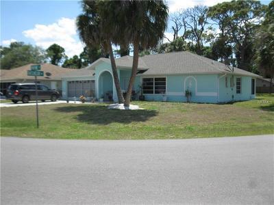 Single Family Home For Sale: 4615 Payne Street