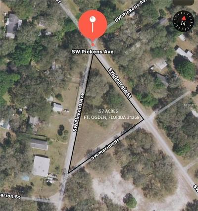 Residential Lots & Land For Sale: SW Pickens Avenue