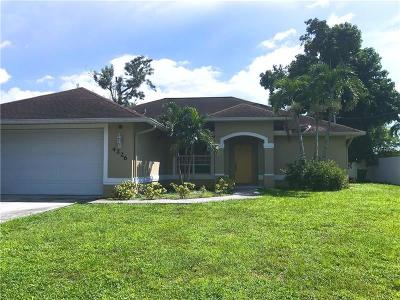 Naples Single Family Home For Sale: 4226 32nd Avenue SW