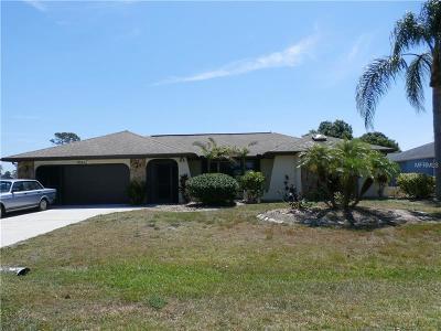 Punta Gorda Single Family Home For Sale: 26133 Copiapo Circle