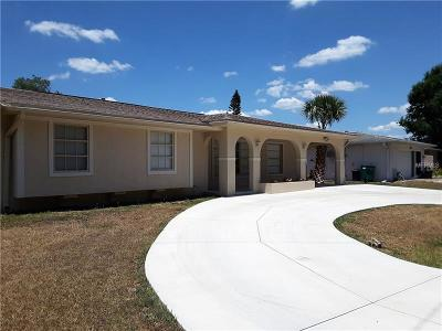 Single Family Home For Sale: 22418 Westchester Boulevard