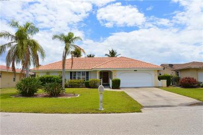 Punta Gorda Single Family Home For Sale: 2527 Parisian Court