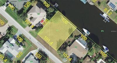 Port Charlotte Residential Lots & Land For Sale: 126 Colonial Street SW