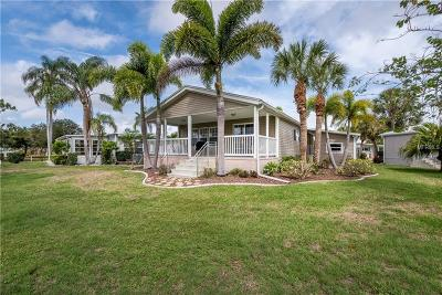 Port Charlotte FL Mobile/Manufactured For Sale: $154,900