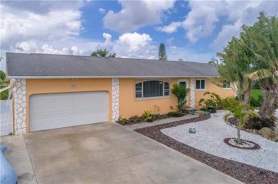 Punta Gorda Single Family Home For Sale: 725 Sturgeon Place