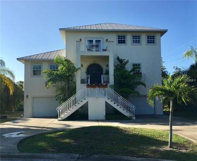 Placida Single Family Home For Sale: 13124 Via Flavia