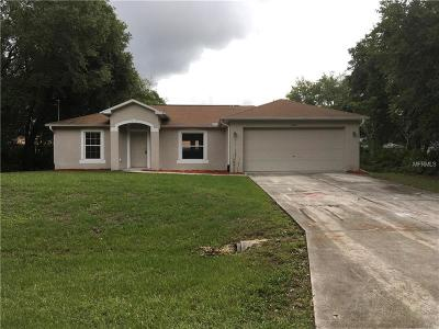 Sarasota County Single Family Home For Sale: 2222 Jarvis Street