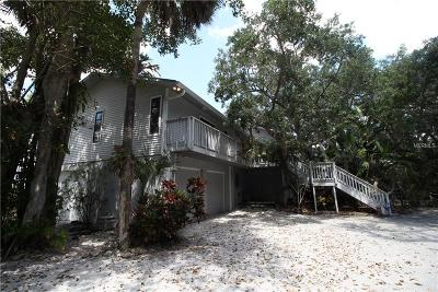 Englewood Single Family Home Pending: 6855 Manasota Key Road