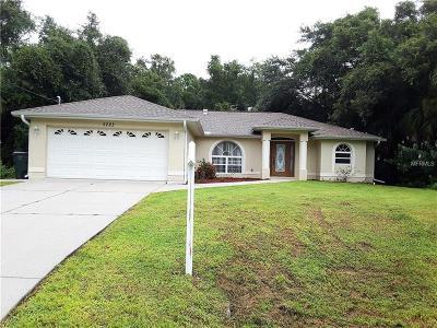 Single Family Home For Sale: 5283 Balmor Terrace