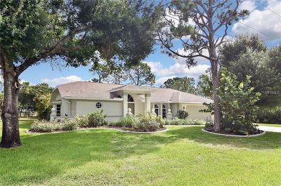Punta Gorda Single Family Home For Sale: 25120 Harborside Boulevard