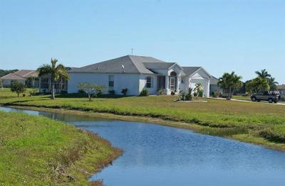 Punta Gorda Single Family Home For Sale: 24078 Cherrystone Lane