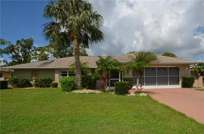 Punta Gorda FL Single Family Home For Sale: $199,000