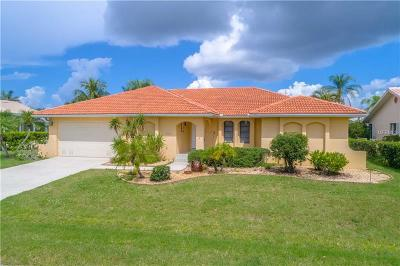 Punta Gorda Isles Sec 15, Burnt Store Isles, Burnt Store Isles Sec 15, Burnt Store Isles/Punta Gorda Isles Single Family Home For Sale: 3723 Toulouse Court