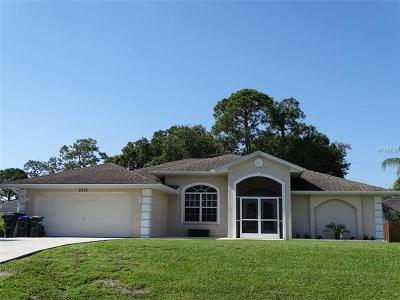 Single Family Home For Sale: 2625 Tusket Avenue