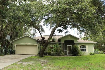 Single Family Home For Sale: 1340 Pelican Lane