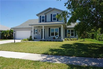 North Port Single Family Home For Sale: 8530 Lamar Court