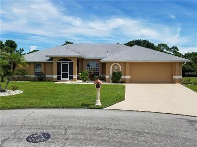 Punta Gorda Isles Sec 18, punta gorda isles sec 18, Punta Gorda Isles Sec 18 Burnt Store Meadows, Punta Gorda Isles Sec 18, Burnt Store Meadows Single Family Home For Sale: 7315 N Seagrape Road