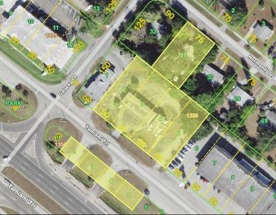 Port Charlotte Residential Lots & Land For Sale: 3570 Tamiami Trail