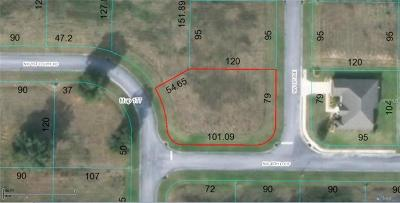 Marion County Residential Lots & Land For Sale: NW 45th Loop