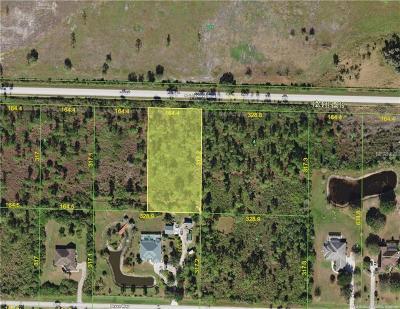 Punta Gorda Residential Lots & Land For Sale: 29325 Palm Shores Boulevard