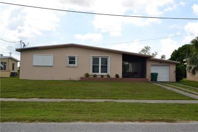Port Charlotte Single Family Home For Sale: 2516 Starlite Lane